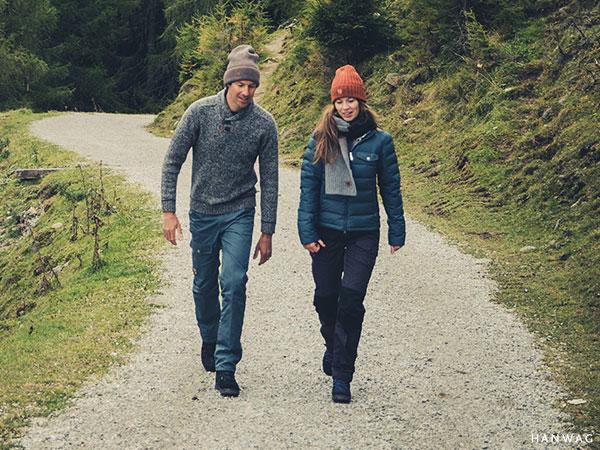 Herfst hike