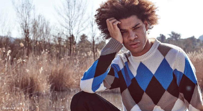 Stormy sweaters