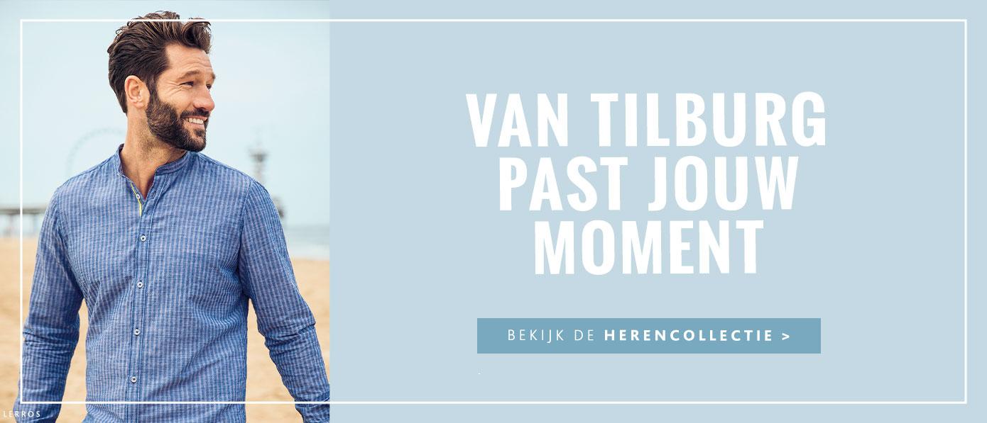 Van Tilburg past jouw moment